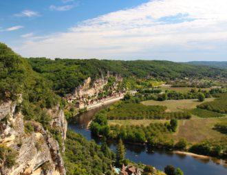 Où se trouve la région de la Dordogne en France ?